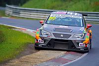 Race of Germany Nürburgring Nordschleife 2016 Free training 2 ETCC 2016 #119Krenek Motorsport SEAT León Christjohannes Schreiber (CHE) © 2016 Musson/PSP. All Rights Reserved.