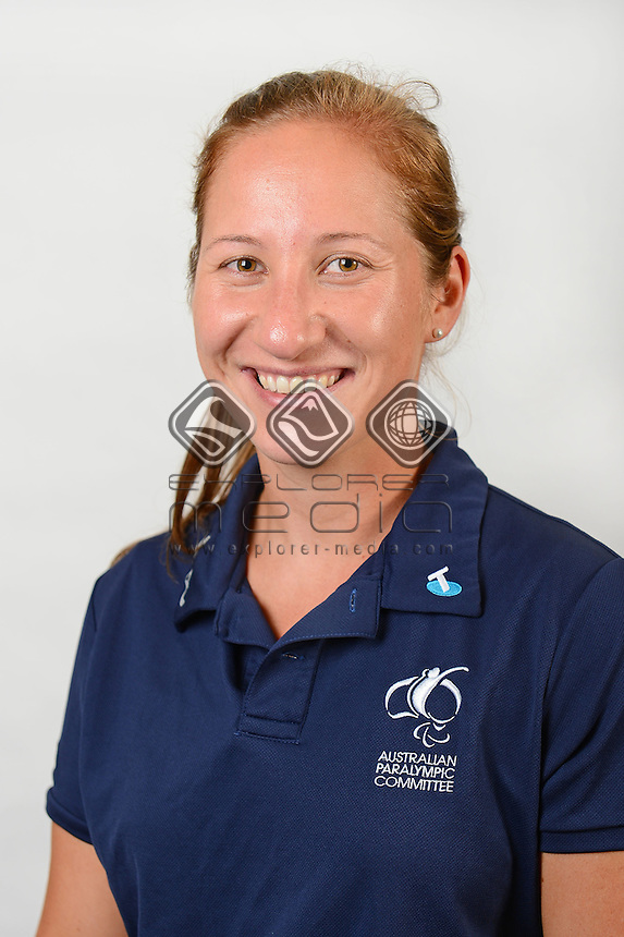 Nat Rodrigues / APC Staff<br /> Australian Paralympic Committee<br /> 2014 Sochi Paralympic Games<br /> (Games Processing)<br /> Melbourne VIC April 2013<br /> © Sport the library / Jeff Crow