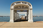 Ida Lewis Yacht Club is located.on Lime Rock was the location of the Lime Rock Light Station in Newport Harbor whose lighthouse keeper Ida Lewis was famous for the rescue of 18 seaman.