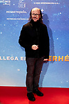 Santiago Segura attends to Super Lopez premiere at Capitol cinema in Madrid, Spain. November 21, 2018. (ALTERPHOTOS/A. Perez Meca)