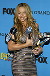 12/6/05,Las Vegas,Nevada ---  Mariah Carey takes home five awards at the 2005 Billboard Music Awards at the MGM Grand Hotel. ----   Chris Farina copyright 2005