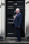 © Joel Goodman - 07973 332324 . 11/05/2015 . London , UK . PATRICK MCLOUGHLIN arrives at 10 Downing Street this afternoon (11th May 2015) . Photo credit : Joel Goodman