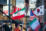 "USA to face Iran in Times Square in New York City May 19 in ""United In The Square"" with Beat the Streets Gala"