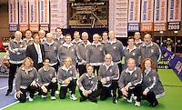 19-12-10, Tennis, Rotterdam, Reaal Tennis Masters 2010, Scheidsrechters