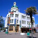 New Zealand, North Island, Napier: Art Deco Architecture | Neuseeland, Nordinsel, Napier: Art Deco Architektur
