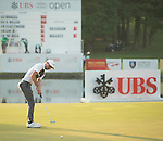 Paul Peterson of USA putts on the green during the 58th UBS Hong Kong Golf Open as part of the European Tour on 10 December 2016, at the Hong Kong Golf Club, Fanling, Hong Kong, China. Photo by Marcio Rodrigo Machado / Power Sport Images
