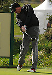3 October 2008: Frank Lickliter II tees off during the second round at the Turning Stone Golf Championship in Verona, New York.