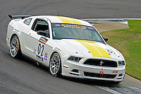 #02 Starworks Motorsport Mustang BOSS 302R of Alox Popow & Lucas Luhr (GS class)