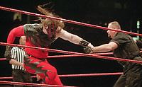 Kane Big Boss Man 1998                                                        Photo By John Barrett/PHOTOlink