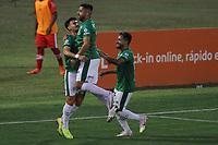 Campinas (SP), 10/10/2020 - Guarani-CRB - Arthur Rezende comemora terceiro gol do Guarani. Partida entre Guarani e CRB válida pela 15. rodada do Campeonato Brasileiro da Série B no estádio Brinco de Ouro em Campinas, interior de São Paulo, neste sábado (10).