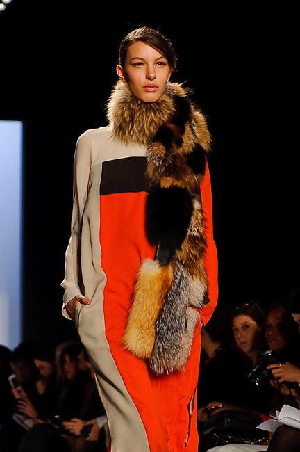 BCBG Max Azria: Mercedes Benz Fashion Week Fall/Winter 2012