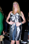 01.09.2012. Celebrities attending the AA de Amaya Arzuaga fashion show during the Mercedes-Benz Fashion Week Madrid Spring/Summer 2013 at Ifema. In the image Topacio Fresh (Alterphotos/Marta Gonzalez)