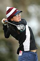 Mary Chen. Jennian Homes Charles Tour, Pegasus Open, Christchurch, New Zealand, Thursday 3 October 2019. Photo Martin Hunter/www.bwmedia.co.nz