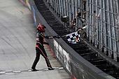 NASCAR Xfinity Series<br /> Fitzgerald Glider Kits 300<br /> Bristol Motor Speedway, Bristol, TN USA<br /> Saturday 22 April 2017<br /> Erik Jones, Reser's American Classic Toyota Camry celebrates his win with a burnout<br /> World Copyright: Nigel Kinrade<br /> LAT Images<br /> ref: Digital Image 17BRI1nk07017