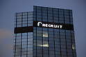 Recruit Holdings starts trading on Tokyo Stock Exchange