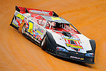 Jul 4, 2009; 8:15:59 PM; Bulls Gap, TN., USA; The Lucas Oil Late Model Dirt Series running a 10,000 to win race at Volunteer Speedway.  Mandatory Credit: (thesportswire.net)