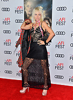 "LOS ANGELES, USA. November 20, 2019: Kate Crash at the gala screening for ""The Aeronauts"" as part of the AFI Fest 2019 at the TCL Chinese Theatre.<br /> Picture: Paul Smith/Featureflash"