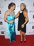 """Rita Wilson & Sheryl Crow at The Saks Fifth Avenue's """"Unforgettable Evening"""" benefiting EIF's Women's Cancer Research Fund held at The Beverly Wilshire Hotel in Beverly Hills, California on February 10,2009                                                                     Copyright 2009 Debbie VanStory/RockinExposures"""