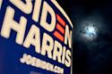 Halloween full moon: 'blue moon' in Florida USA