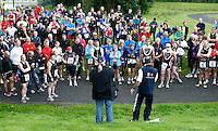 Photo: Richard Lane/Richard Lane Photography. GE Strathclyde Park Triathlon. 02/09/2012. GE Strathclyde Park Triathlon GV.