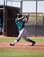 Robert Perez - Seattle Mariners 2019 extended spring training (Bill Mitchell)