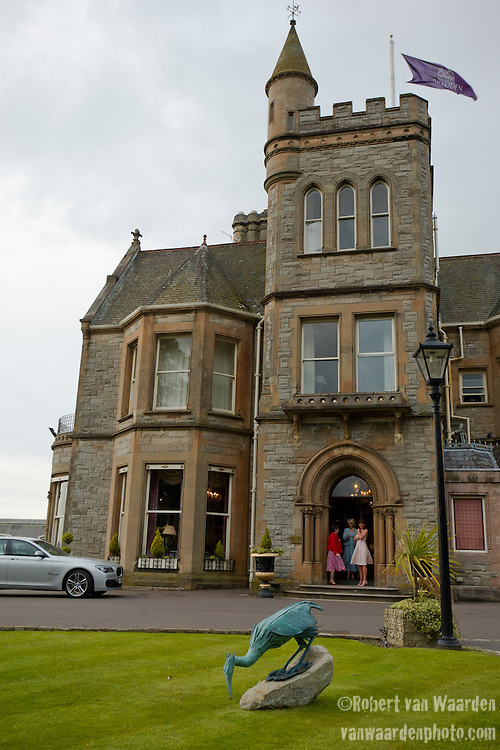 The 5 star Culloden Spa and Resort in Belfast.