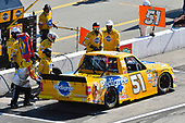 NASCAR Camping World Truck Series<br /> UNOH 175 <br /> New Hampshire Motor Speedway<br /> Loudon, NH USA<br /> Saturday 23 September 2017<br /> Todd Gilliland, Pedigree Toyota Tundra<br /> World Copyright: Nigel Kinrade<br /> LAT Images