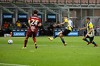 inter-roma - milano 12 maggio 2021 - 36° giornata Campionato Serie A - nella foto: vecino gol 2-0