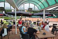 Etten-Leur, The Netherlands, August 27, 2016,  TC Etten, NVK, terrace<br /> Photo: Tennisimages/Henk Koster