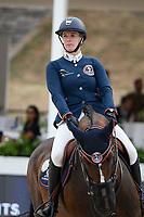10th September 2021; Circo Massimo Stadium Rome, Italy; Longines Global Equestrian Champions Tour:   Suus Bles
