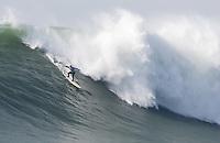 Dave Wassel. Mavericks Surf Contest in Half Moon Bay, California on February 13th, 2010.