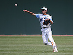 Centennial's Bryce Rheault makes a play against Galena during NIAA DI baseball action at Bishop Manogue High School in Reno, Nev., on Thursday, May 19, 2016. Cathleen Allison/Las Vegas Review-Journal