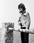 Beatles George Harrison during Magical Mystery Tour September 1967