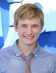 "Nathan Gamble attends The Warner Bros Pictures L.A. Premiere of ""Dolphin Tale 2"" held at The Regency Village Theatre in Westwood, California on September 07,2014                                                                               © 2014 Hollywood Press Agency"
