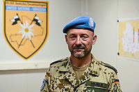 MALI, Gao, Minusma UN peace keeping mission, Camp Castor, german army Bundeswehr, Oberstleutnant Christian Wilhelm