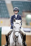 H7T. Junior Varsity Beginner Equitation on the flat W/T/C – Section A – TEAM