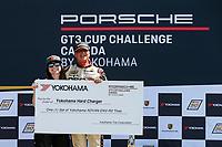 Race 2, Yokohama Hard Charger, #37 TPC Racing, Porsche 991 / 2017, GT3CP: Michael Levitas (M)