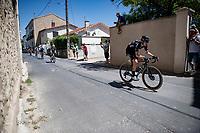 Mark Donovan (GBR/DSM)<br /> <br /> Stage 13 from Nîmes to Carcassonne (220km)<br /> 108th Tour de France 2021 (2.UWT)<br /> <br /> ©kramon