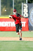 Carter Jurica - 2010 Salem-Keizer Volcanoes.Photo by:  Bill Mitchell/Four Seam Images..