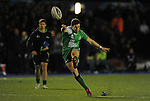 Connacht's Craig Ronaldson converts his sides second try<br /> Guiness Pro12<br /> Cardiff Blue v Connacht<br /> BT Sport Cardiff Arms Park<br /> 06.03.15<br /> ©Ian Cook -SPORTINGWALES