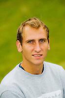 20-09-12, Netherlands,Tennis, Almere, Thiemo de Bakker