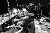 - Milan, International Tattoo Convention (March 1988)<br /> <br /> - Milano, convenzione internazionale tatuaggi  (marzo 1988)