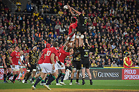 New Zealand Lions Series - Hurricanes v British and Irish Lions at Westpac Stadium, Wellington, New Zealand on Tuesday 27 June 2017.<br /> Photo by Masanori Udagawa<br /> www.photowellington.photoshelter.com.