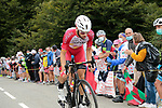 Jesus Herrada (ESP) Cofidis climbs Col de Marie Blanque during Stage 9 of Tour de France 2020, running 153km from Pau to Laruns, France. 6th September 2020. <br /> Picture: Colin Flockton   Cyclefile<br /> All photos usage must carry mandatory copyright credit (© Cyclefile   Colin Flockton)