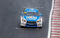 23rd August 2020; Oulton Park Circuit, Little Budworth, Cheshire, England; Kwik Fit British Touring Car Championship, Oulton Park, Race Day; Race 2 winner  Ashley Sutton Laser Tools Racing driving a Infiniti Q50