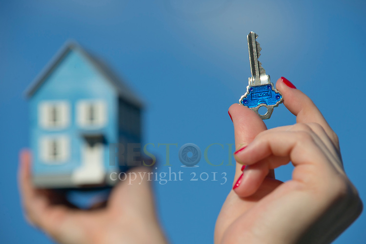 Key to New Home