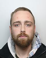 """Pictured: Aaron Barry.<br /> Re: A Carmarthen man whose shipments of ecstasy were intercepted in the post has been jailed.<br /> Dyfed-Powys Police launched an in-depth investigation after a parcel intended for Aaron Barry's Union Street home was intercepted on its arrival to the UK and found to contain a large quantity of MDMA.<br /> A second parcel also addressed to the 30-year-old was intercepted just 11 days later, this time containing MDMA weighing 104g.<br /> Officer in case, PC Pike said: """"Officers attended the address on the parcels, and recognised the occupant Aaron Barry. He was immediately arrested on suspicion of importing controlled drugs.<br /> """"A search of his home address was authorised, where a large quantity of cannabis and MDMA were seized. These substances were found in various locations around the flat, with some concealed in boxes and biscuit tins.<br /> """"The drugs were analysed by an expert officer and were found to have a total street value of over £13,500.""""<br /> Mobile phones and computers were also removed from Barry's house, which were examined for evidence of drugs being imported. Through diligent digital enquiries, the force's Economic Crime Team established that Barry was running his business through his girlfriend's bank account without her knowledge.<br /> """"It was discovered that more than £20,000 had gone through her bank account during 2018,"""" PC Pike said.<br /> """"Barry had also bought large amounts of cryptocurrency and set up an ISA in his girlfriend's name to hide some of the cash.""""<br /> Despite refusing to comment in interview, the 30-year-old later admitted to charges of importing class A drugs, possession of class A and B drugs with intent to supply, and money laundering.<br /> He appeared at Swansea Crown Court on Thursday, March 18, where he was sentenced to a total of 40 months in prison.<br /> """"This was a lengthy and detailed investigation which spanned 18 months and involved valuable inputs from a number of departments a"""