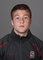 STANFORD, CA - OCTOBER 7:  Austin Quarles of the Stanford Cardinal during wrestling picture day on October 7, 2009 in Stanford, California.