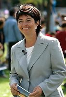 Line Beauchamp, 11 sept 2005<br /> <br /> PHOTO D'ARCHIVE: Agence Quebec Presse