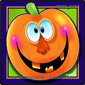 GIORDANO, CUTE ANIMALS, LUSTIGE TIERE, ANIMALITOS DIVERTIDOS, Halloween, paintings+++++,USGI2453,#AC#